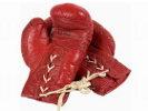 Die magischen roten Boxhandschuhe