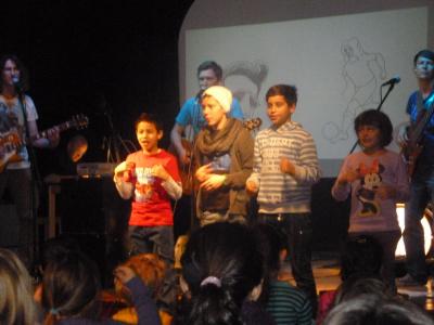 Konzert Suli Puschban